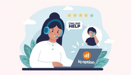 How to Contact IQ Option Support