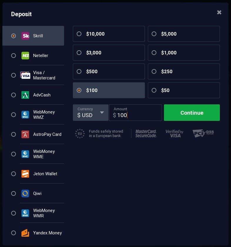 Criptovaluta di investimento bitcoin